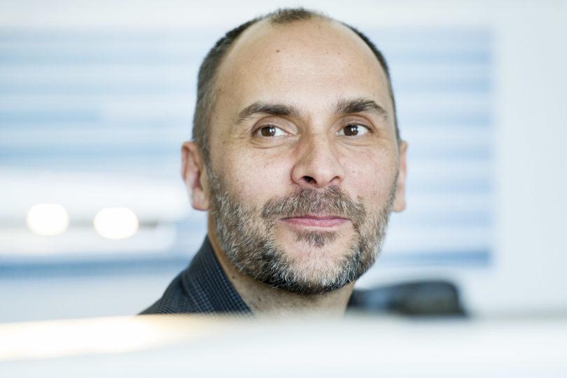 Interview de Didier Henry, directeur du studio Blue Spirit à Angoulême
