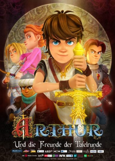 Succès d'Audience en Allemagne pour Arthur !