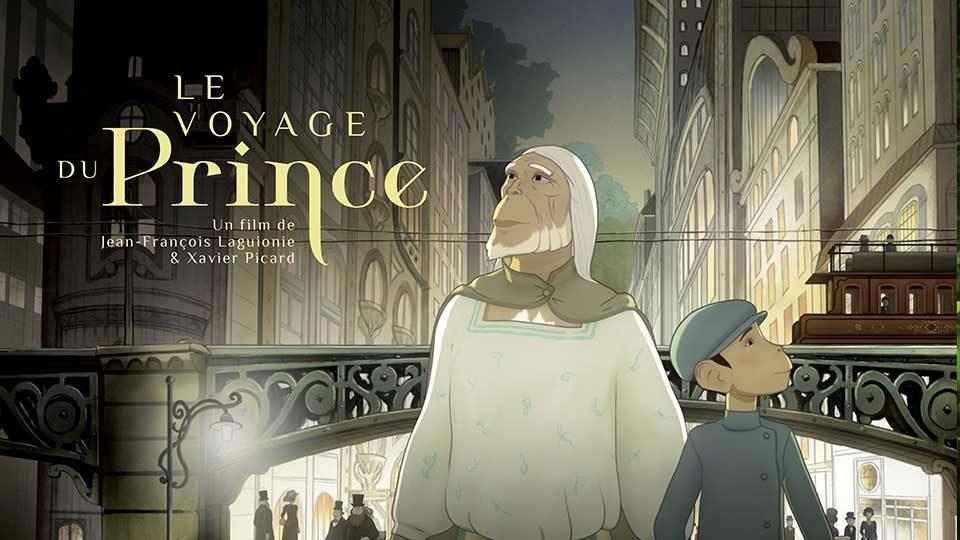 Le Voyage du Prince récompensé à Stuttgart !