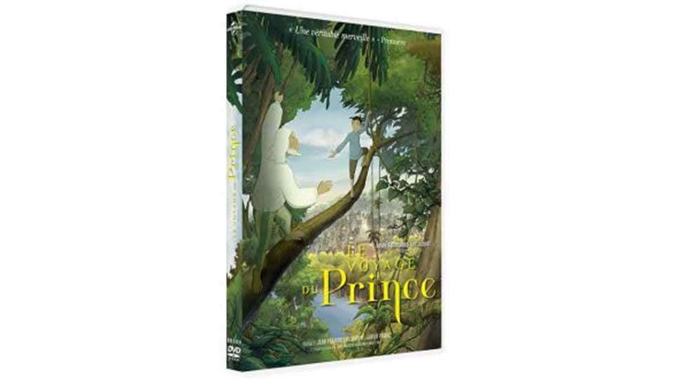 Le Voyage du Prince dès le 7 juin en DVD