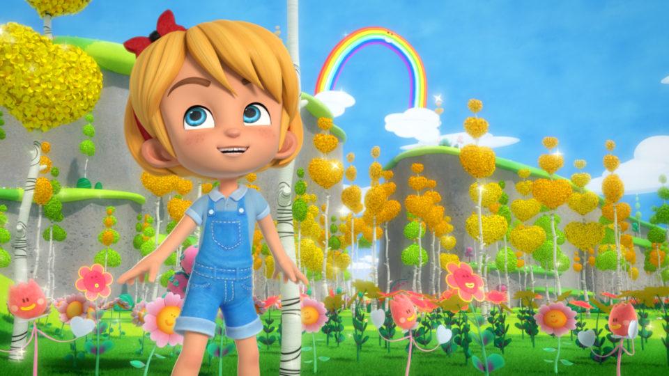 Alice & Lewis parmi les séries les plus appréciées des enfants sur la case jeunesse TFOU !
