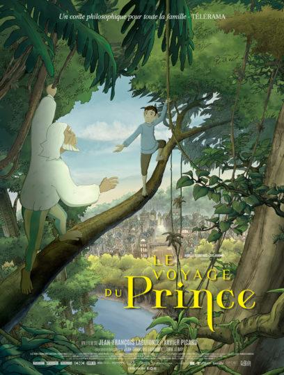 Le Voyage du Prince au cinéma le 4 Décembre !