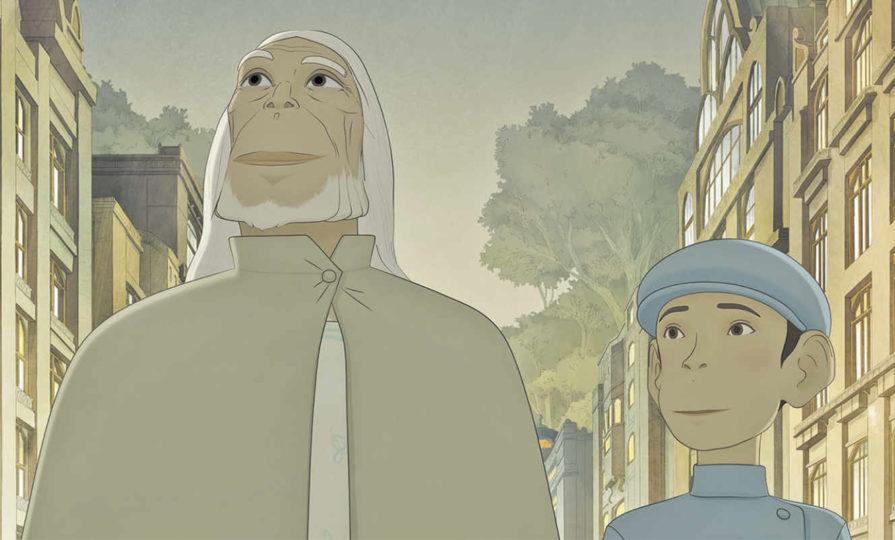 Le Monde parle du film «Le Voyage du Prince» diffusé en inédit sur Ciné+ Famiz