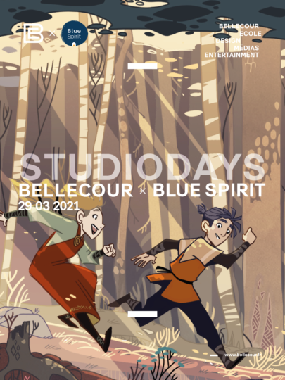 Studio Day à Bellecour
