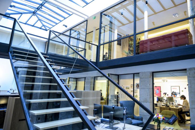 Blue Spirit ouvre un studio de création à Paris