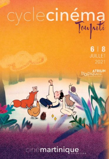 La voyage du Prince au festival CinéToupiti